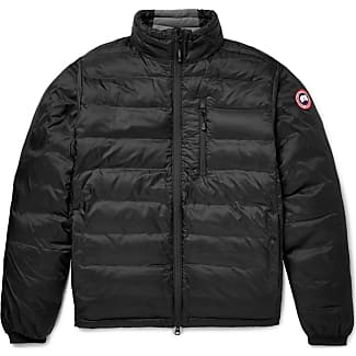 Canada Goose Lodge Packable Quilted Ripstop Down Jacket - Black