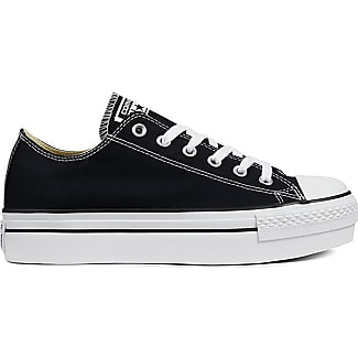 converse all star donna nere basse