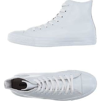 converse shoes high tops white. converse footwear - high-tops \u0026 sneakers su yoox. shoes high tops white