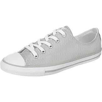 CONVERSE CT DAINTY OX 549731C Damen Schuhe Turnschuhe Sneaker Braun Leder Gr 42