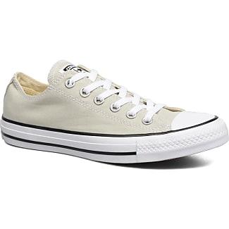 Converse Chucks All Star OX Canvas Schuhe Sneaker creme hoch Grosse 44 5