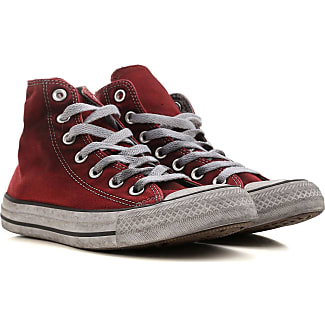 converse 6 5 womens. converse sneakers for women on sale, bordeaux, fabric, 2017, us 5 ( 6 womens s
