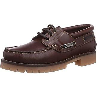 Josef SeibelLia 09 - Zapatos Planos con Cordones Mujer, Color Marrón, Talla 38