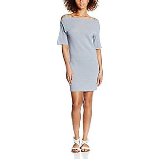 Womens 046eo1e022 - Blickdicht Durch Unterrock Short Sleeve Dress Esprit
