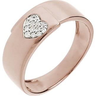 Diamantring rotgold  Edenly® Ringe: Shoppe bis zu −71% | Stylight