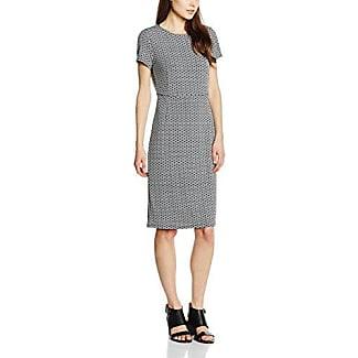 Womens 046cc1e002 - Floral Print Short Sleeve Dress EDC by Esprit