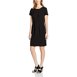 Womens Mit Gürtel Short Sleeve Dress Esprit
