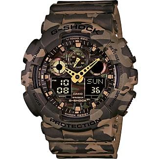 G-Shock Relógio G-Shock Analógico GA-100CM - Masculino