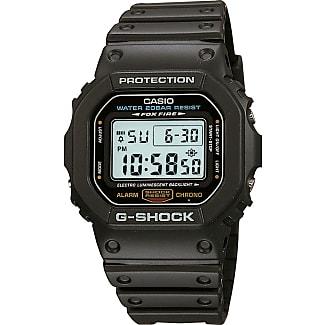 G-Shock Relógio G-Shock Digital DW-5600E-1VDF - Masculino