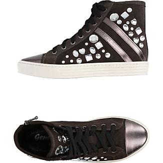 GENEVE Sneakers abotinadas mujer XCnVR