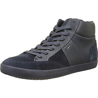 Geox UOMO U SMART D High Sneaker Blu Navy 7 UK
