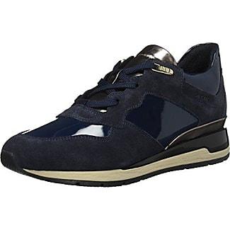 D Sfinge a, Zapatillas para Mujer, Azul (Dk Navy), 40 EU Geox