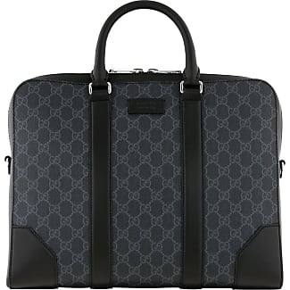 gucci bags for men white. gucci black gg supreme briefcase bags for men white