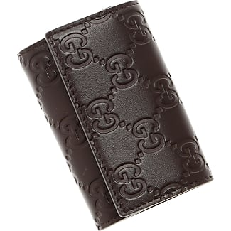 gucci keychain wallet. gucci key chain for women, ring on sale, brown, leather, 2017 keychain wallet