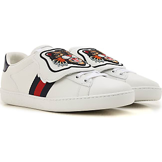 gucci shoes for sale. gucci sneakers for women on sale, white, leather, 2017, 5 5.5 shoes sale