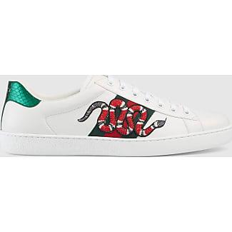 gucci zapatos. gucci zapatilla deportiva ace con bordado zapatos y