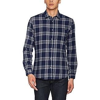 JACK & JONES Jorlarson Shirt Ls, Camisa para Hombre