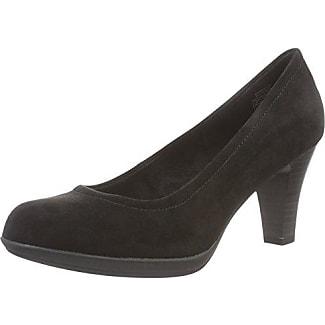 Jane Klain224 708 - Zapatos de Tacón Mujer, Color Negro, Talla 41