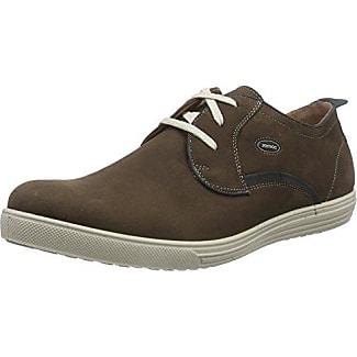 Jomos Freewalk 806301-84-433 - Zapatos de cuero para mujer, color marrón, talla 41