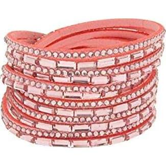 Lederarmband damen zum wickeln mit strass  Wickelarmbänder von 71 Marken bis zu −50% | Stylight