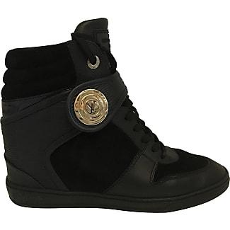 Louis Vuitton Leder Sneakers - aus zweiter Hand