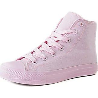 Damen Schuhe Freizeitschuhe designer Sneakers Turnschuhe 1562 Rot 36