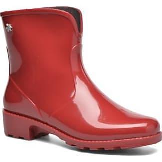 Méduse - Damen - Camaro - Stiefeletten & Boots - rot