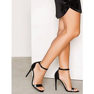 NLY NLY Shoes High Heel Sandal High Heel Svart