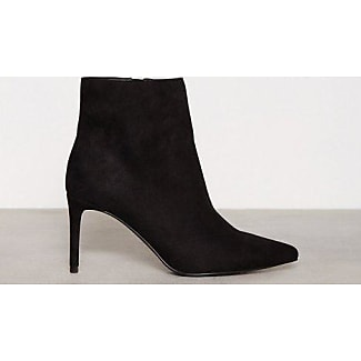 NLY NLY Shoes Pointy Boot Heel Svart
