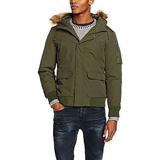 Roseville Jacket, Chaqueta para Hombre, Verde (Moss GRN), Medium Fat Face