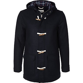 Pier One Manteau court navy
