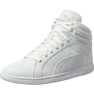 puma high tops womens. puma womens ikaz mid v2 hi-top trainers high tops