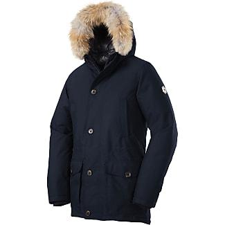 Quartz Co. Mens Belfort Jacket - Coyote Fur
