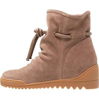 Shoe The Bear LINE - Bottines compensées noir