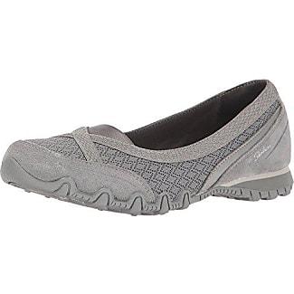 skechers ballet flats Grey