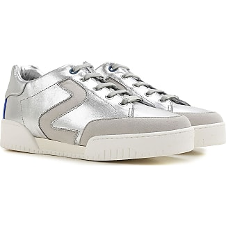 Sneakers for Women On Sale, Silver, Eco Leather, 2017, 2.5 3.5 4.5 Stella McCartney