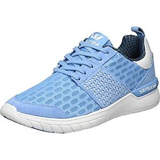 Supra Scissor, Zapatillas para Mujer, Azul (Blue/White), 38 EU (4.5 UK/7 US)