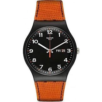 Swatch Fargeprøve fargeprøve Mens Faux rev se SUOB709