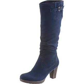 Stiefeletten Damen schuhe booties stiefelette  dunkelblau  38 37 39 40 41 neu