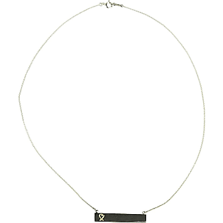 Tiffany & Co. Occasion - Collier Paloma Picasso en argent