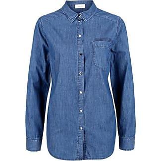 Jeansblusen 873 produkte von 332 marken stylight - Jeanshemd lang damen ...