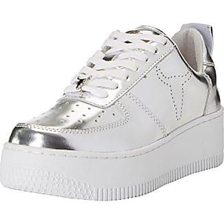 Windsor Smith Damen Sneaker Rollkragen Racerr, Schwarz (Nero), 39 (Herstellergröße:)