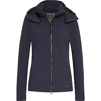 Woolrich Damen Jacke Blau