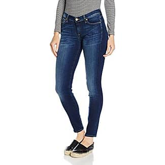 7 for all mankind The Skinny, Jeans Mujer, Azul (Charlotte Blue), W24/L30 (Talla del fabricante: 24) amazon el-azul Pitillo