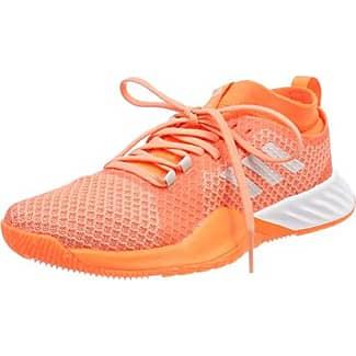Adidas Crazytrain Lt W, Zapatillas de Deporte para Mujer, Naranja (Naalre/Ftwbla/Cortiz 000), 36 EU adidas