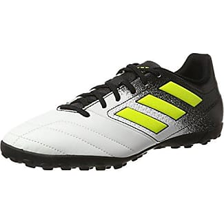 Adidas Ace 16.1 Court, Botas de Fútbol para Hombre, Multicolore (Cblack/Ngtmet/Goldmt), 45 1/3 EU