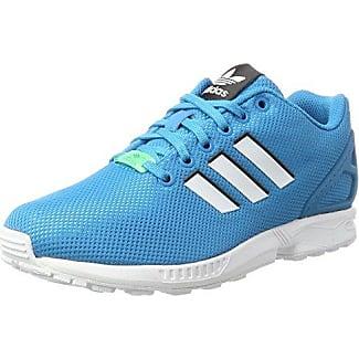 adidas Dragon, Sneakers Basses Mixte Enfant, Bleu (Bluebird/Running White FTW/Running White FTW), 39 1/3 EU