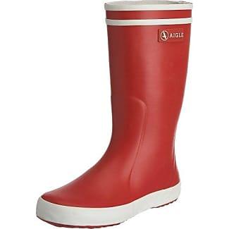 Aigle Unisex-Kinder Lolly Chelsea Gummistiefel Rot (Rouge) 31 EU qjsL91