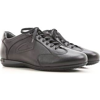 Alberto Guardiani - Zapatos de cordones para hombre gris gris gris Size: 41 fqCN6nr