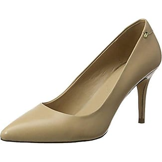 Kediredda, Zapatos de Tacón para Mujer, Negro (Black Leather), 41 EU Aldo